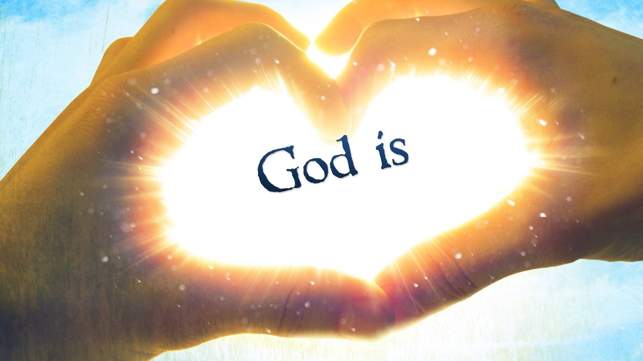 God Is …